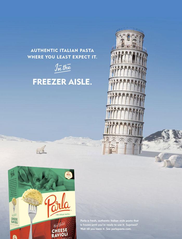 Parla Pasta Ad