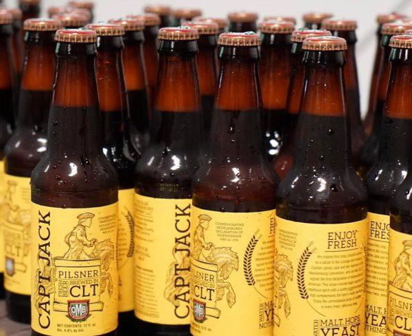 Olde Mecklenburg Brewery Capt. Jack