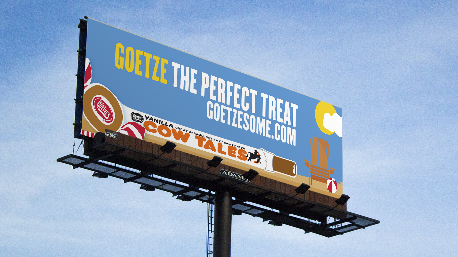 Goetze's billboard