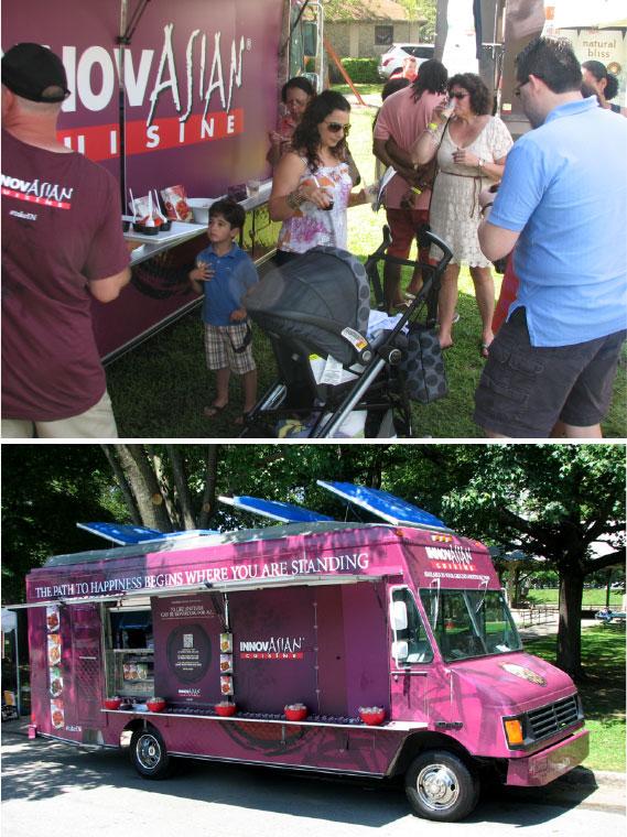 InnovAsian Food truck