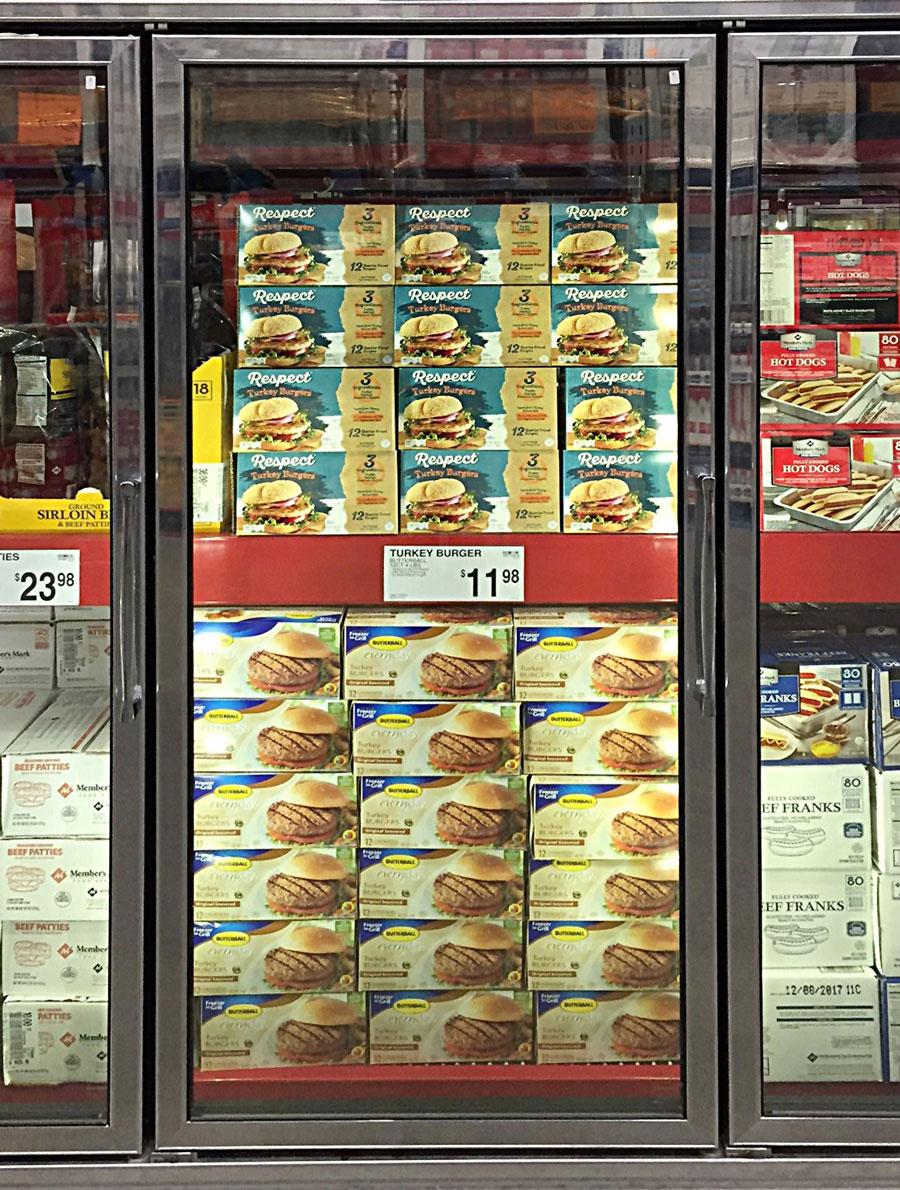 Respect™ Foods Turkey Burger