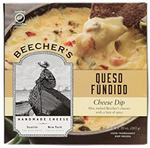 Beecher's brand queso dip seen at the Summer 2017 Fancy Food Show