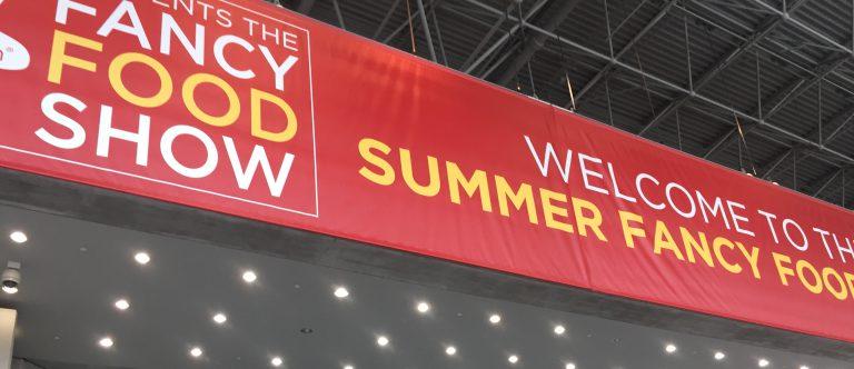 Summer Fancy Foods Show 2017