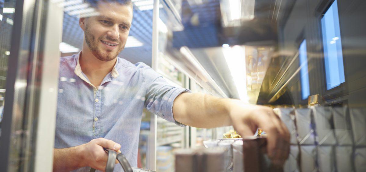 frozen food aisle getting healthier