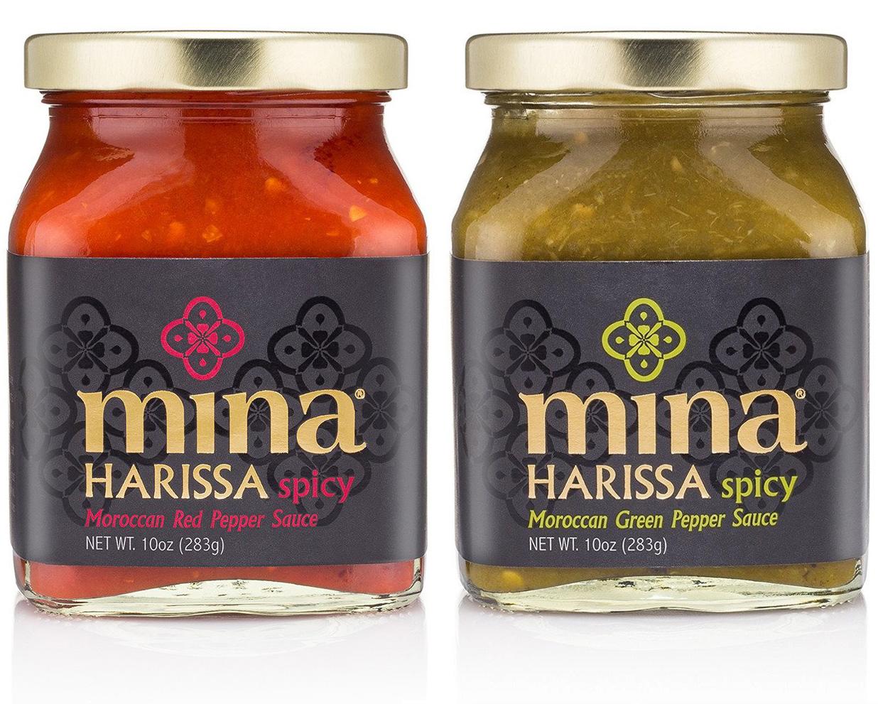 Mina Harissa Moroccan sauces